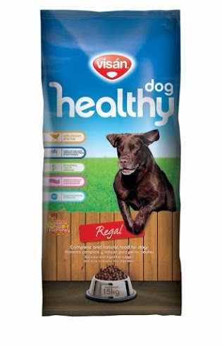 Healthy Dog Regal 15kg Image
