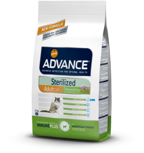 Advance Cat Sterilized Image