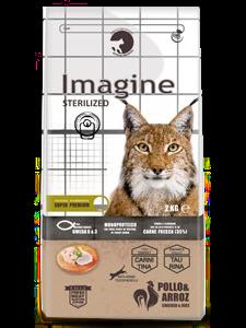 Imagine Cat Sterilized Image