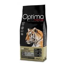 Optima Nova Cat Adult pollo y arroz 2kg Image