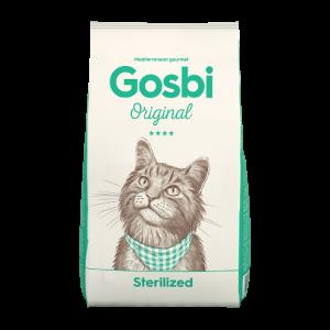 Gosbi Sterilized 3kg Image