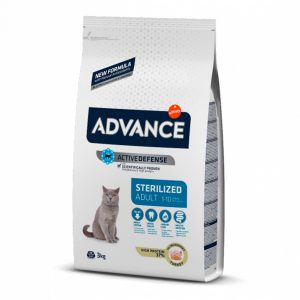Advance Cat Sterilized 3kg Image