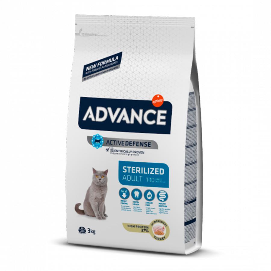Advance Cat Sterilized 3kg Image