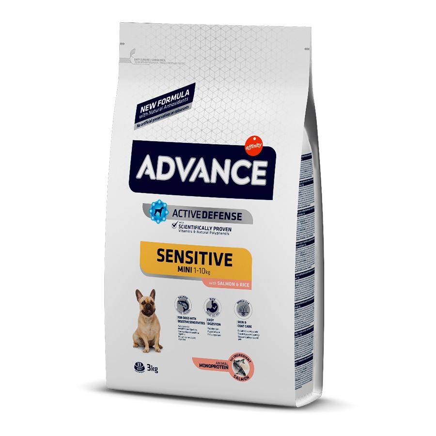 Advance Mini Sensitive Salmon & Rice 3kg Image