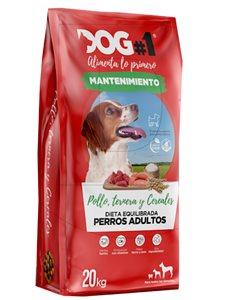 Dog#1 Complet Mantenimiento 20kg Image