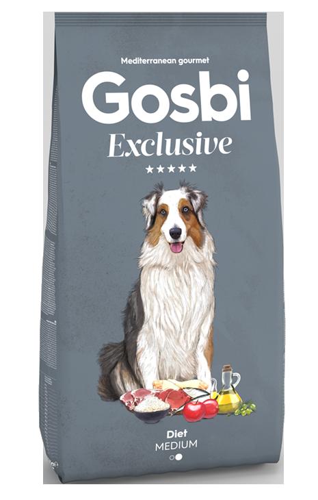 Gosbi Exclusive Diet 12kg Image